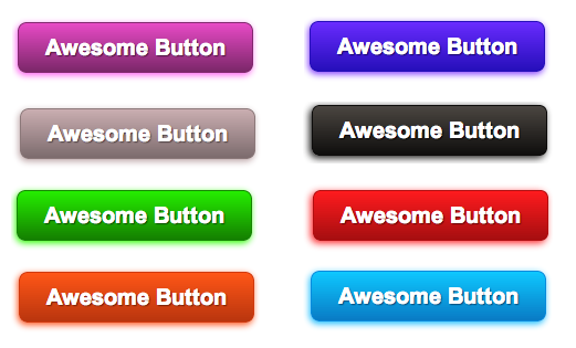 Awesome call-to-action buttons