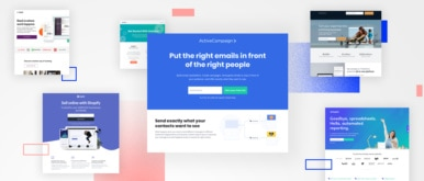 Best B2B landing pages of 2020