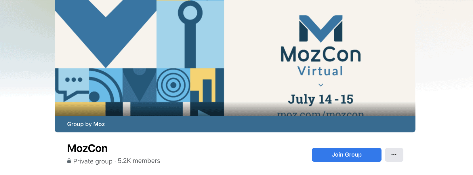 MozCon is encouraging socialization and networking at their virtual event.