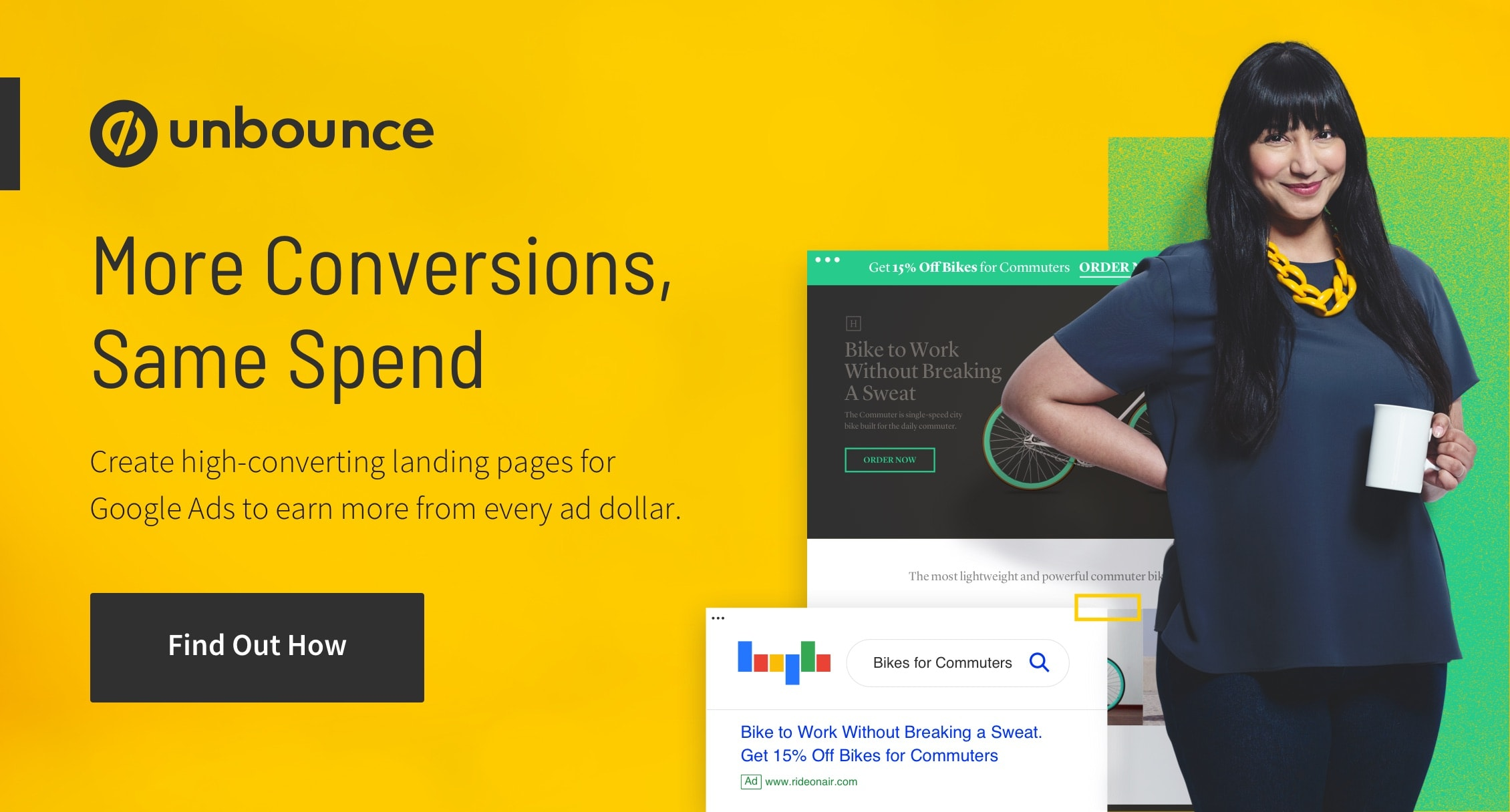 Landing pages with PPC
