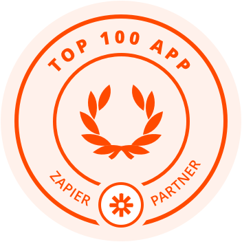 zapier unbounce partner badge